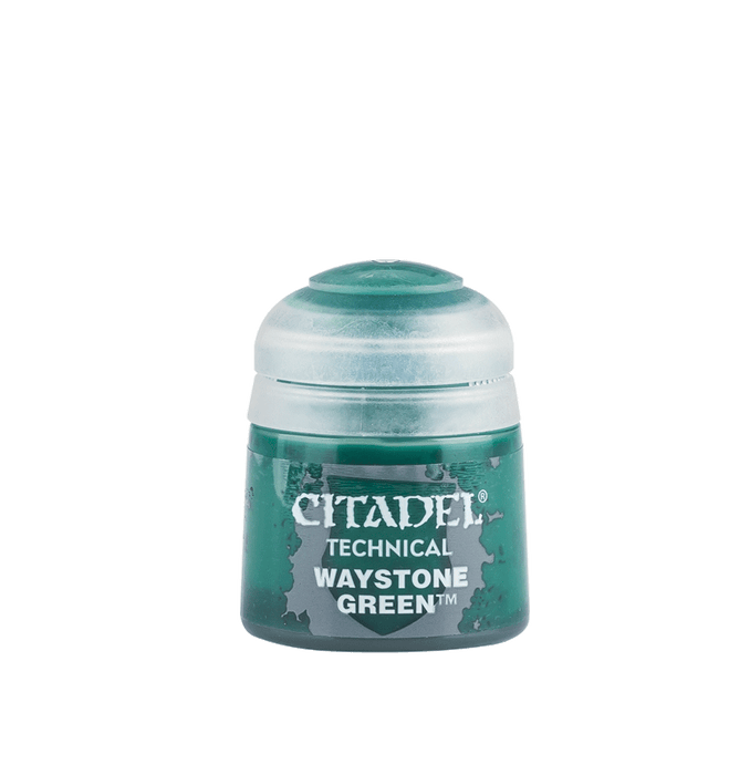 Citadel Technical Paint: Waystone Green