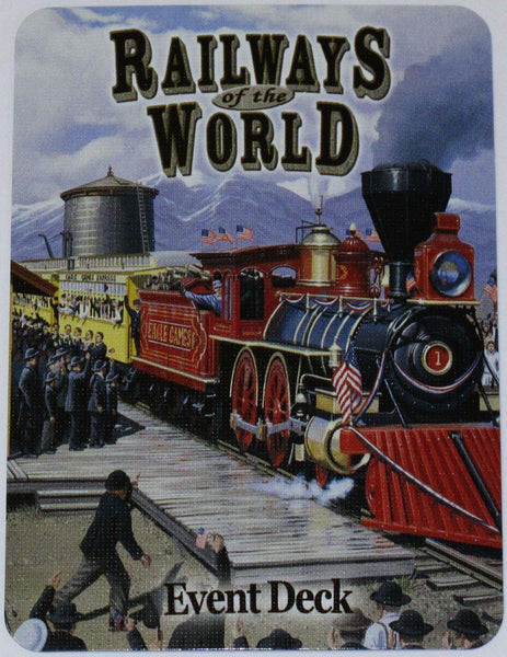Railways of the World: Event Deck