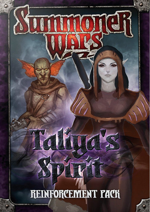 Summoner Wars: Taliya's Spirit Reinforcement Pack