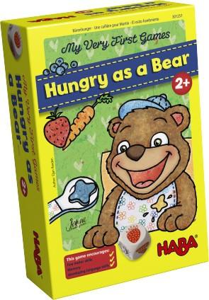 Hungry as a Bear