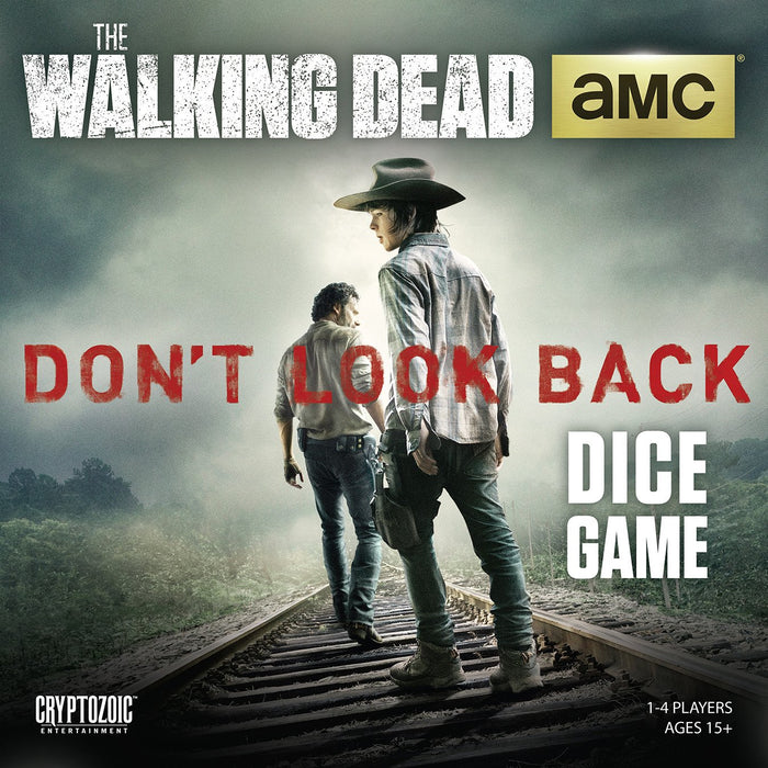 "The Walking Dead ""Don't Look Back"" Dice Game"