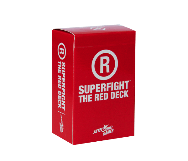 Superfight: The Red Deck (Adult)