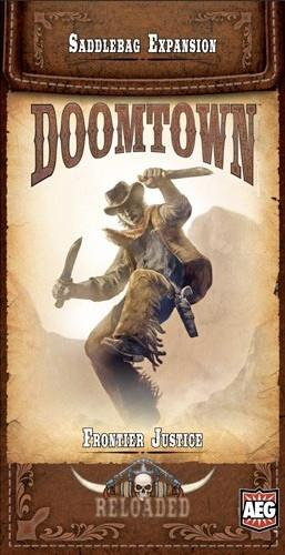 Doomtown: Reloaded – Frontier Justice