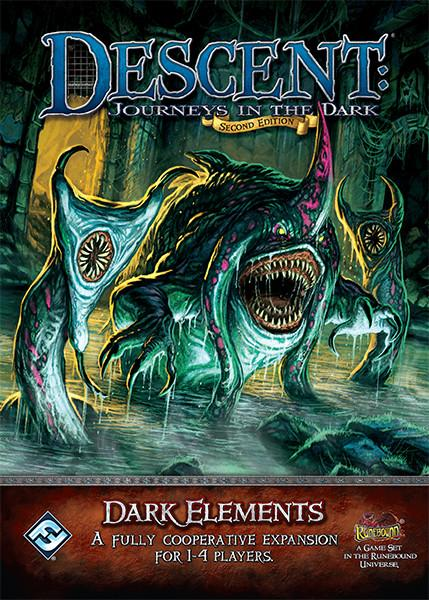 Descent: Journeys in the Dark (Second Edition) – Dark Elements