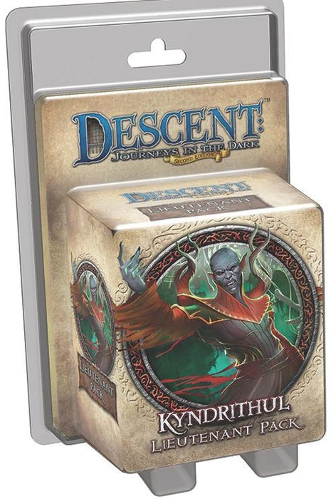 Descent: Journeys in the Dark (Second Edition) – Kyndrithul Lieutenant Pack