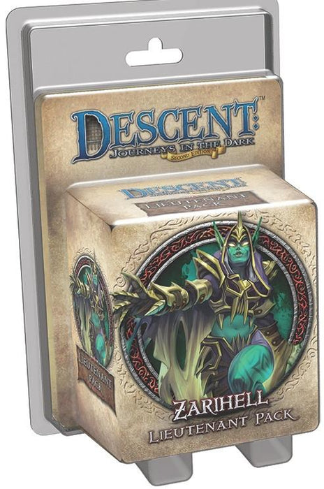 Descent: Journeys in the Dark (Second Edition) – Zarihell Lieutenant Pack