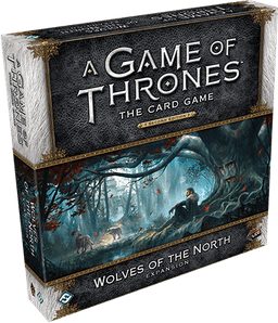 A Game of Thrones: The Card Game (Second Edition) – Wolves of the North