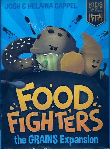 Foodfighters: the Grains Expansion
