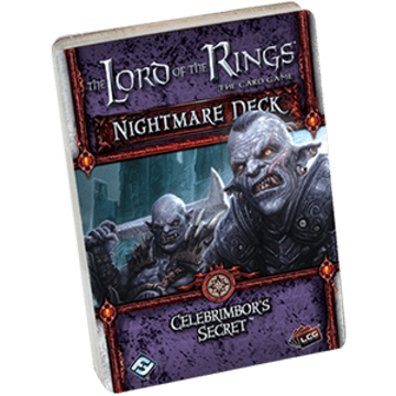 The Lord of the Rings: The Card Game – Celebrimbor's Secret Nightmare Deck