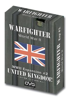 Warfighter: WWII Expansion #2 – United Kingdom!