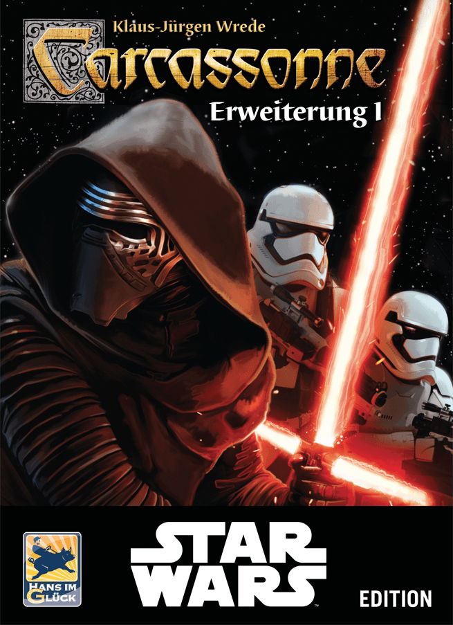 Carcassonne: Star Wars Expansion 1