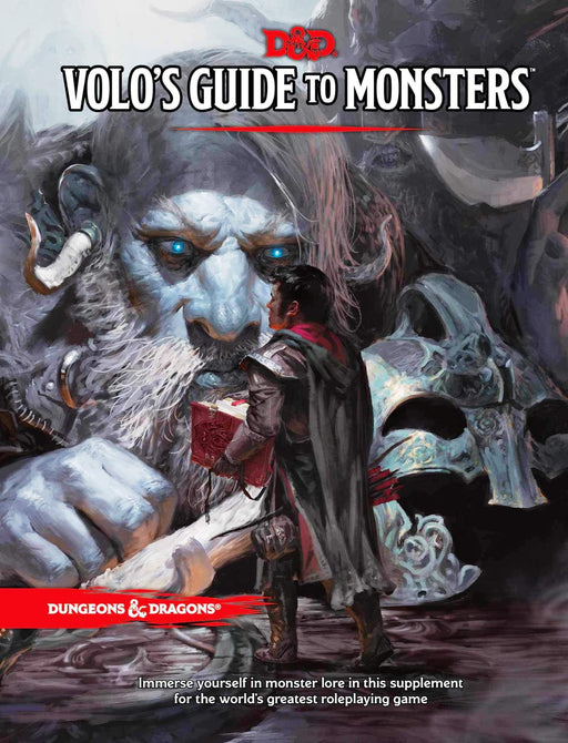 Dungeons & Dragons (5th Edition) - Volo's Guide to Monsters