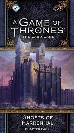 A Game of Thrones: The Card Game (Second Edition) – Ghosts of Harrenhal