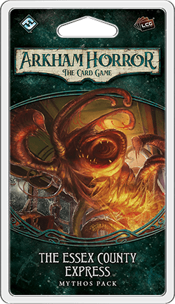Arkham Horror: The Card Game – The Essex County Express: Mythos Pack