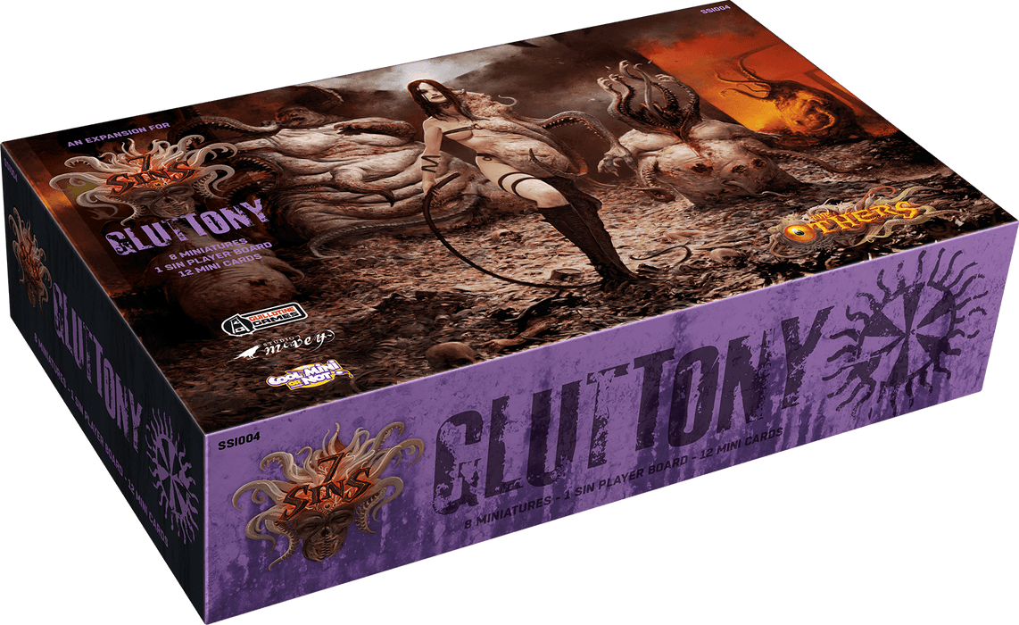 The Others: 7 Sins – Gluttony Expansion