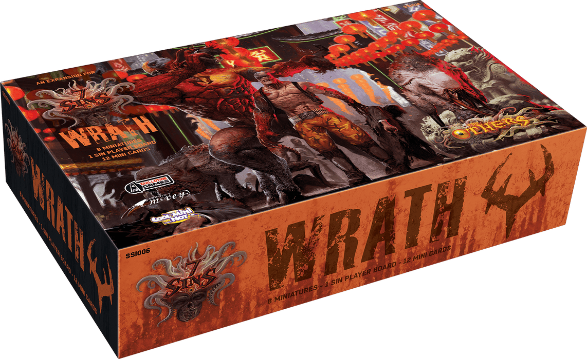 The Others: 7 Sins – Wrath Expansion