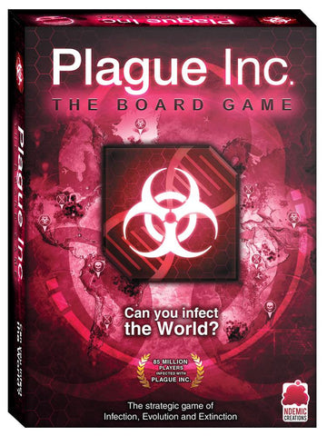 Plague Inc: The Board Game