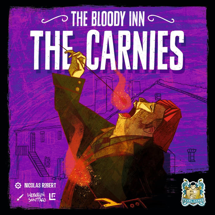 The Bloody Inn: The Carnies