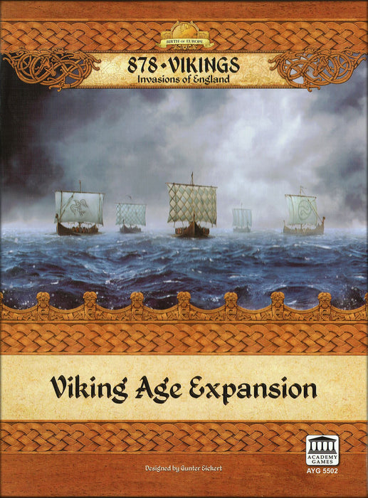878 Vikings: Invasions of England – Viking Age Expansion