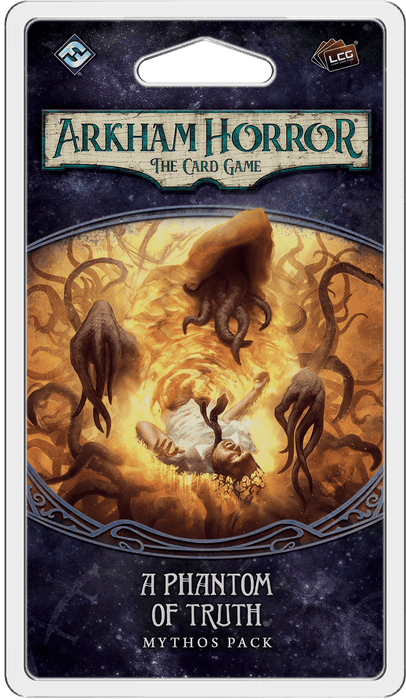 Arkham Horror: The Card Game – A Phantom of Truth Mythos Pack
