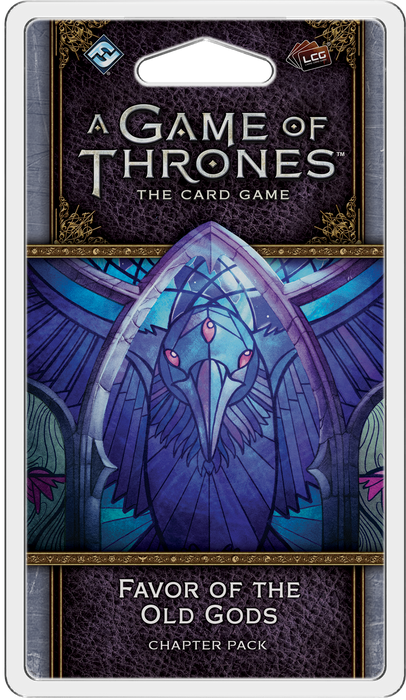 A Game of Thrones: The Card Game (Second Edition) – Favor of the Old Gods