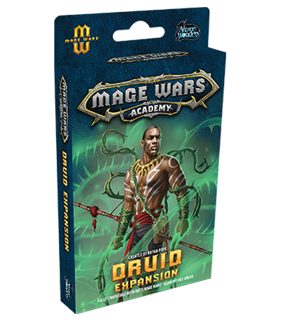 Mage Wars Academy: Druid Expansion