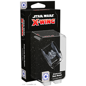 Star Wars: X-Wing (Second Edition) – Hyena-class Droid Bomber Expansion Pack
