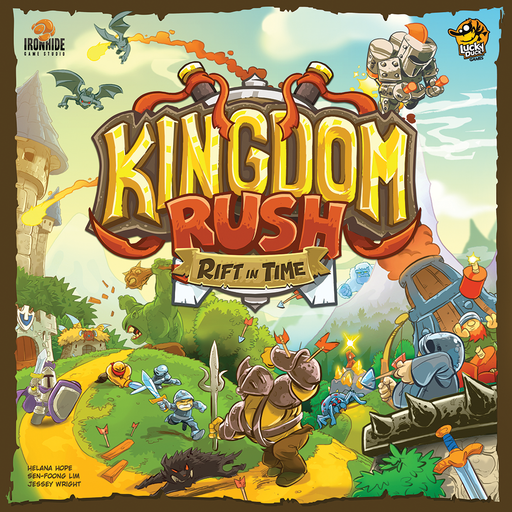 Kingdom Rush:  Rift in Time (Limited Edition Kickstarter/King Edition)