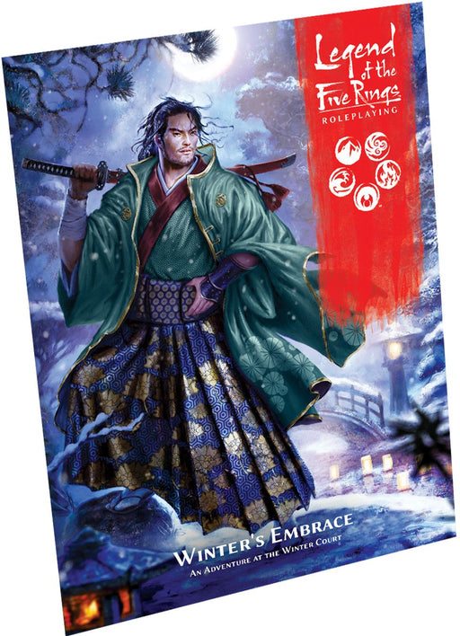 Legend of the Five Rings Roleplaying Game (5th Edition) - Winter's Embrace
