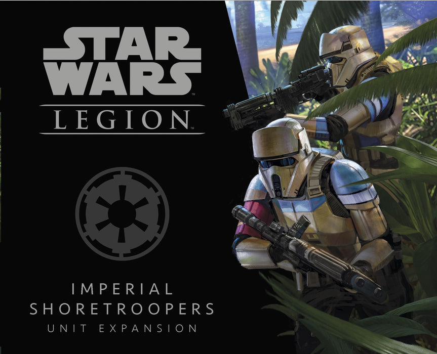 Star Wars: Legion – Imperial Shoretroopers Unit Expansion
