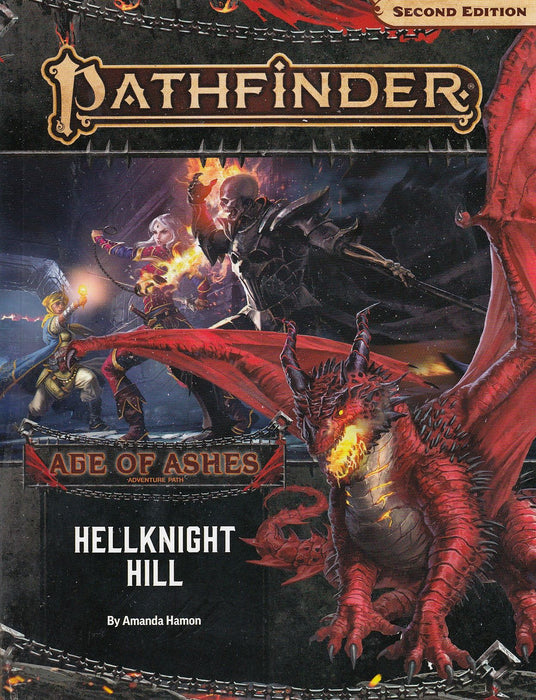 Pathfinder Roleplaying Game (2nd Edition) - Hellknight Hill