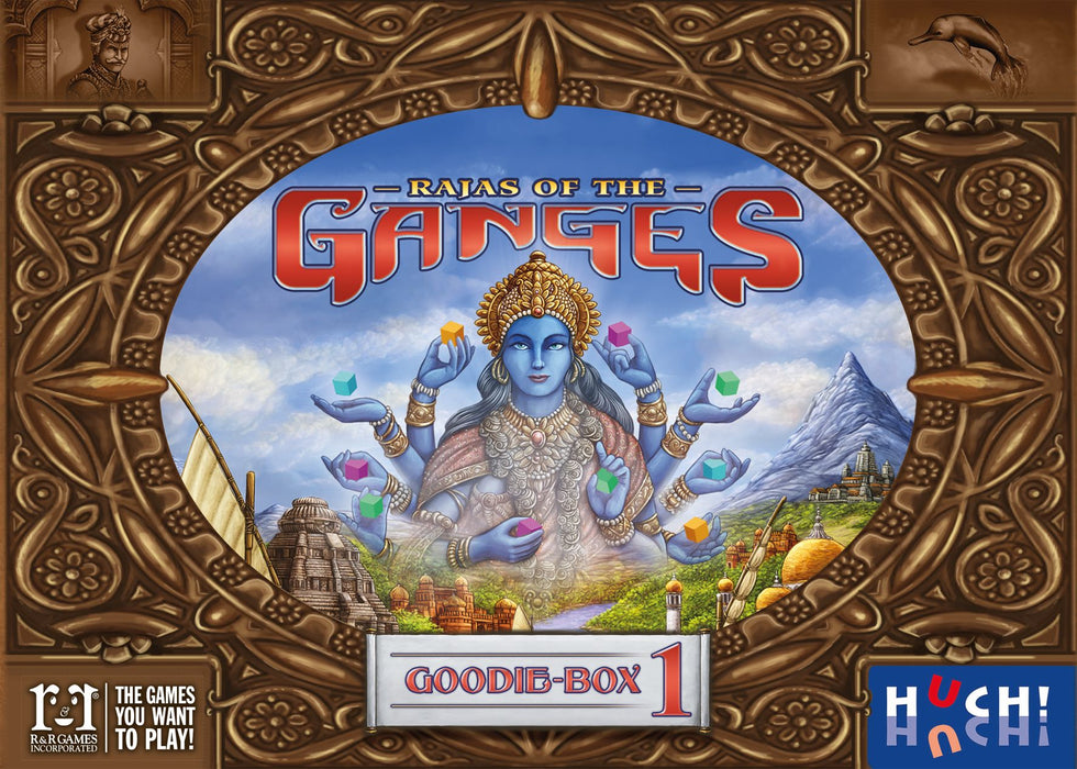 Rajas of the Ganges: Goodie Box 1