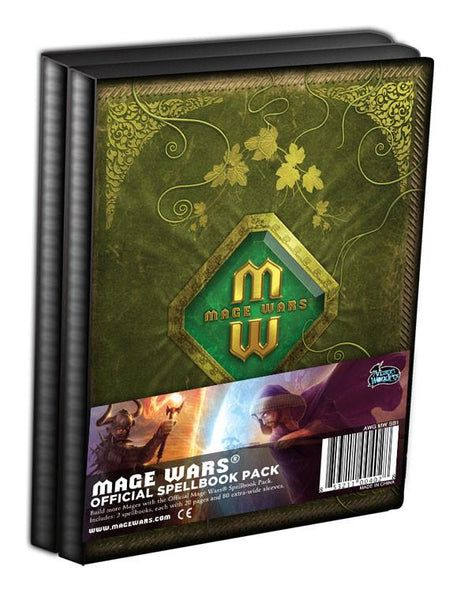 Mage Wars Spellbook Pack 1