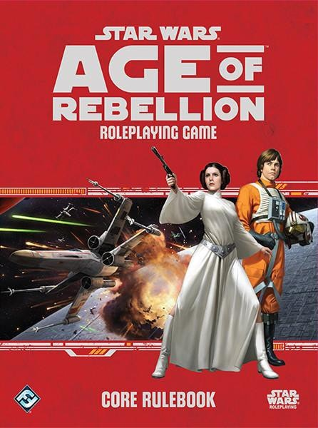 Star Wars: Age of Rebellion Core Book