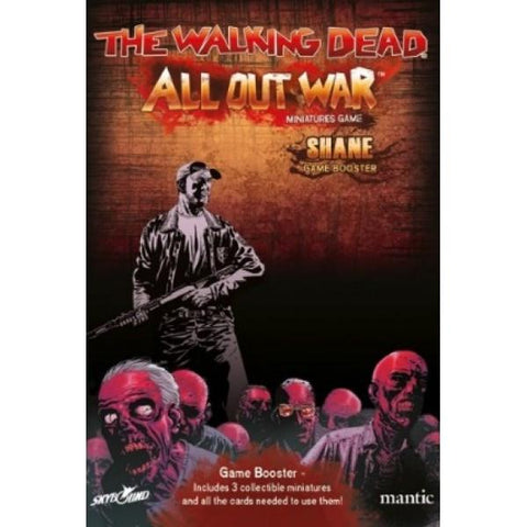 The Walking Dead: All Out War - Shane Booster
