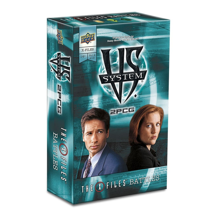 Vs System 2PCG: The X-Files Battles