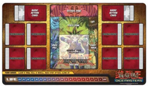 Yu-Gi-Oh! Dice Masters: Series 1 - Playmat