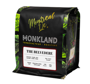 The Belvedere Dark Roast - Monkland Coffee Roasters