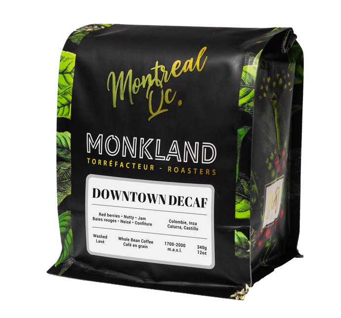 Downtown Decaf - Monkland Coffee Roasters
