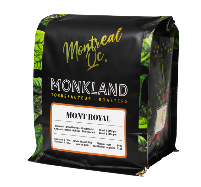 Mont Royal - Blend - Monkland Coffee Roasters