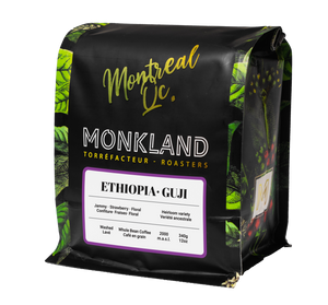 Ethiopia Guji - Monkland Coffee Roasters