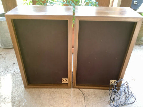 1f1710 Parallax Vintage Speaker system cabinets