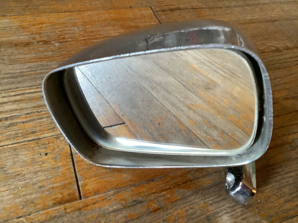 Vtg chrome Side Mirror Classic Hot Rod, Rat Rod CAR Automobile MIRROR Part