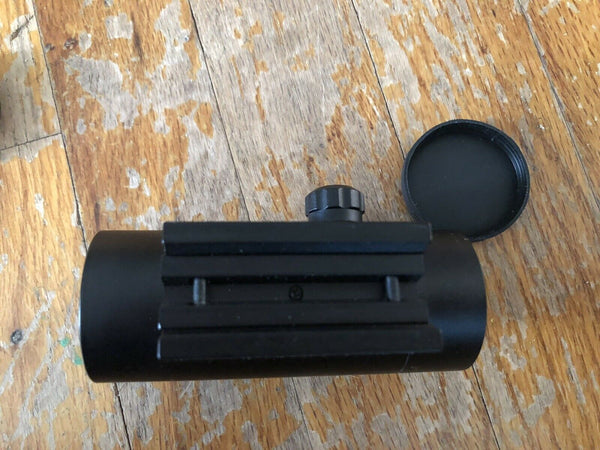 Tactical Illuminated Green/Red Dot Site Scope 19m @ 100m