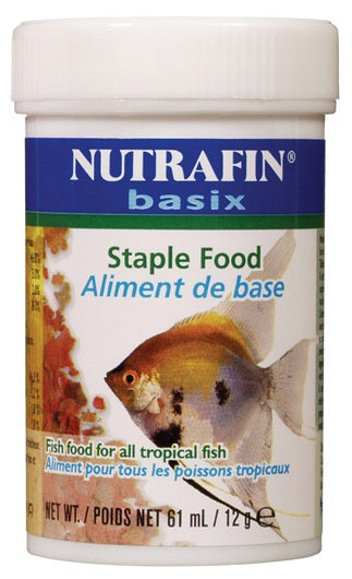 Nutrafin Basix Staple Tropical Fish Food