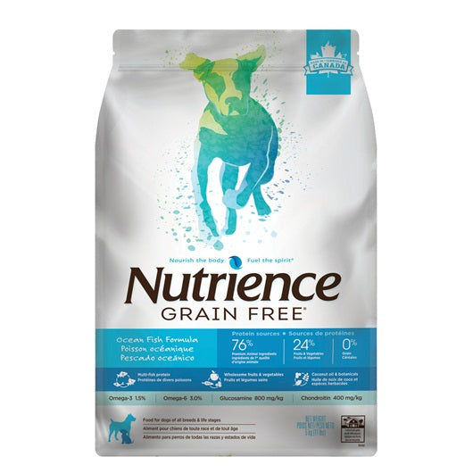 Nutrience Grain Free Ocean Fish