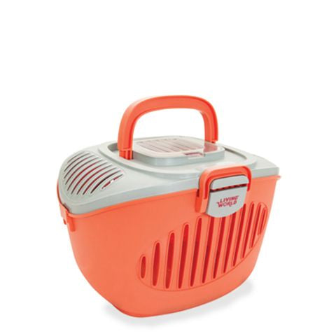 Living World Paws 2 Go Small Pet Carrier
