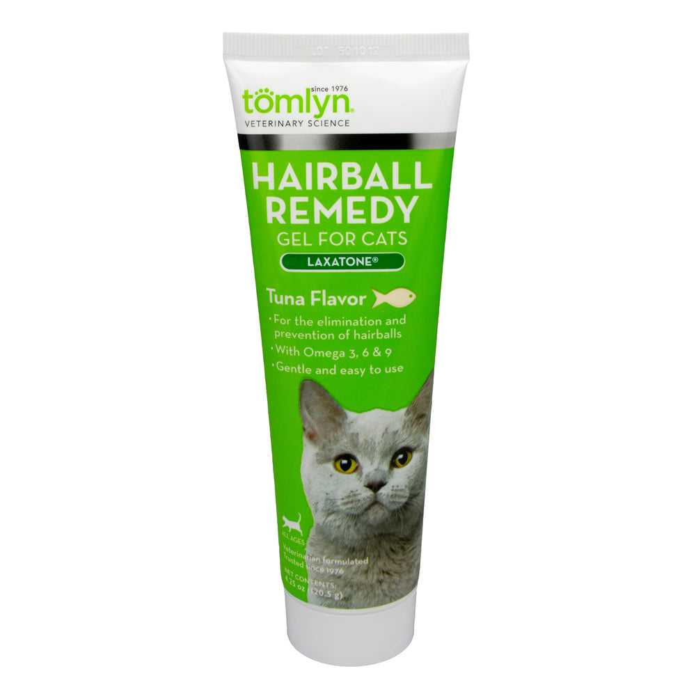 Tomlyn Laxatone Tuna Hairball Remedy