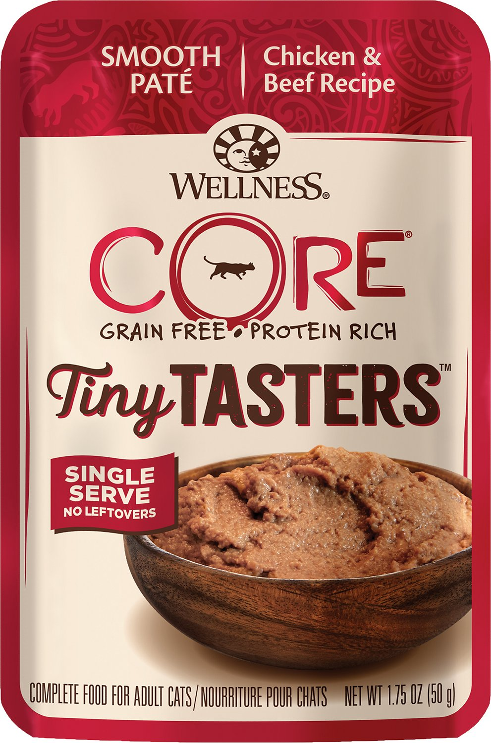 Wellness Core Tiny Tasters Chicken & Beef