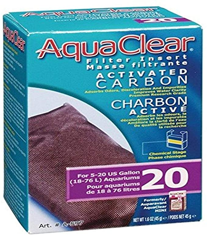 AquaClear 20 Activated Carbon